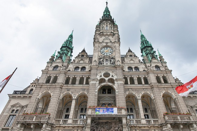 Ратуша г. Либерец / Liberecká radnice