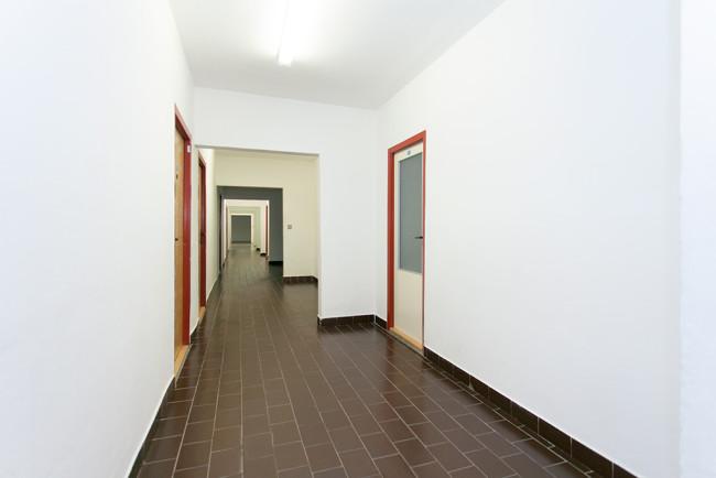 Общежитие Гарцов Либерецкого технического университета (ТУЛ) в Либерце, Чехия / Kolej Harcov Liberecké technické univerzity (TUL) v Liberci
